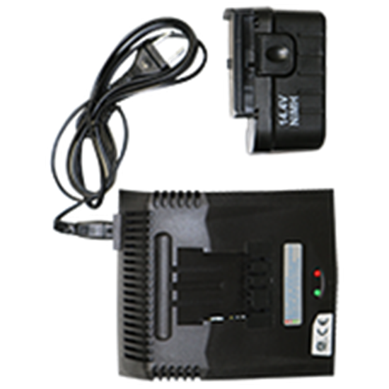 Toebehoren voor OTTO accupistool Power Push 7000 MP OTTO NiMH accu 14,4 Volt/1,4 Ah