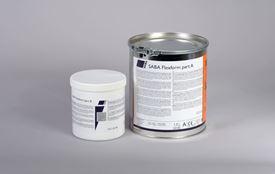 SABA Flexform grijs - 1,5 liter