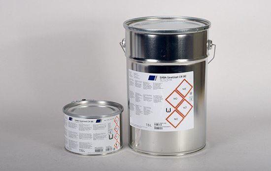 SABA Sealcoat CR - 7,5 liter