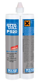 OTTOCOLL® P 520 SP 4897 - 2 x 190 ml